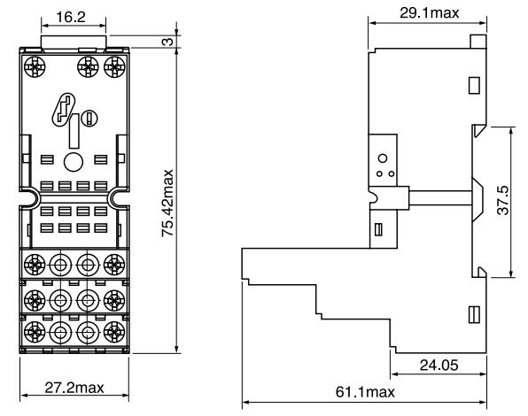 Relay Socket-94.2